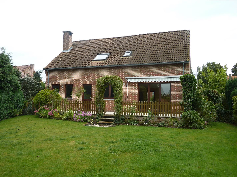 Lumineuse villa 4 chambres à Hamme-Mille (Beauvechain). Libre de suite