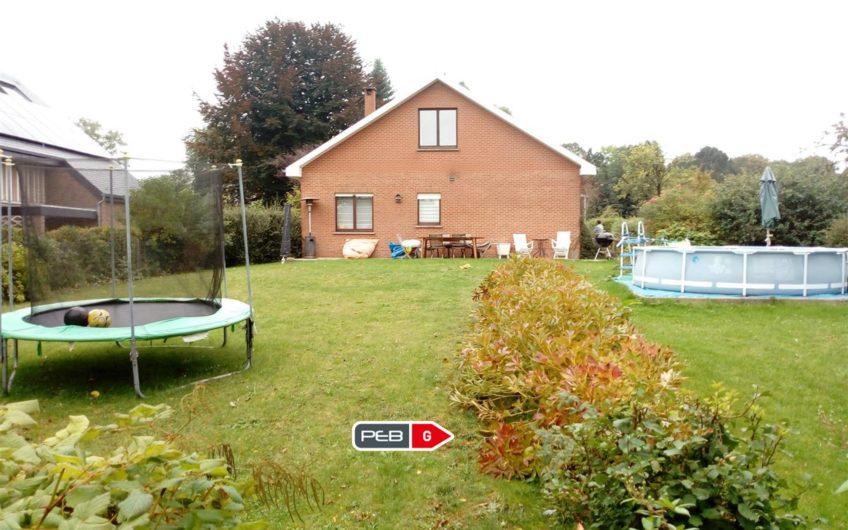 Villa 4 façades, 4 chambres à Rixensart
